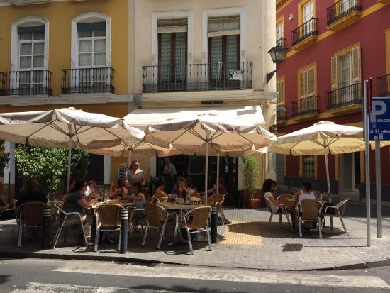 Foto de los coloniales sevilla tripadvisor - Bar coloniales sevilla ...