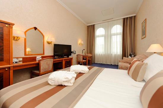 Radisson Blu Beke Hotel, Budapest: Business Class Room