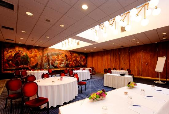 Radisson Blu Beke Hotel, Budapest: Meeting Room