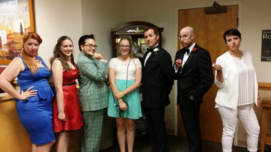 Memento, Mori, and Co. Murder Mystery Dinner Theater at Massanutten Resort