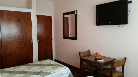 Hotel San Martin: habitación doble
