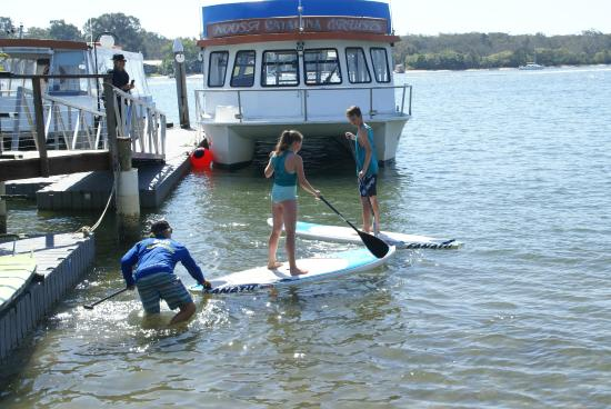 Noosa Stand Up Paddle: Wow! How good was that!