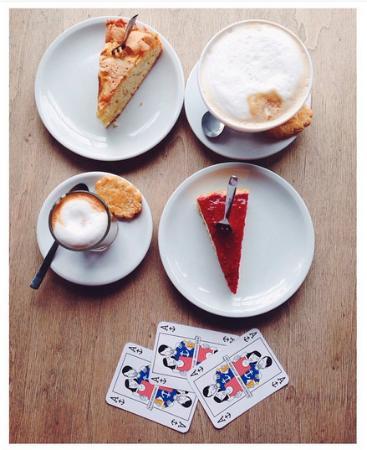 Ankerklause : desayuno
