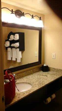 Anderson, Южная Каролина: Bathroom