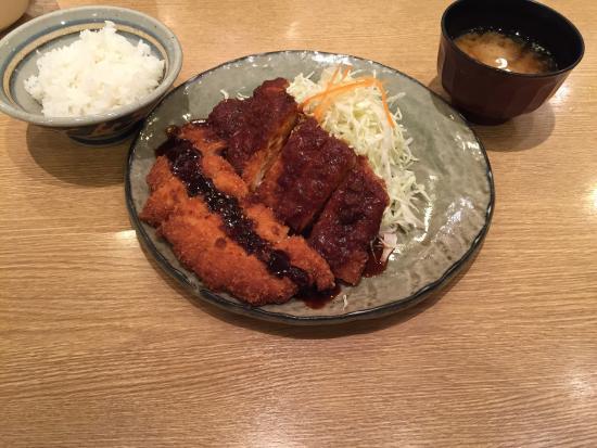 Good miso katsu