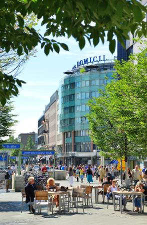 Nordic Hotel Domicil Berlin: Exterior2