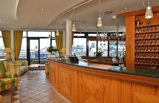 Nordic Hotel Domicil Berlin: Reception