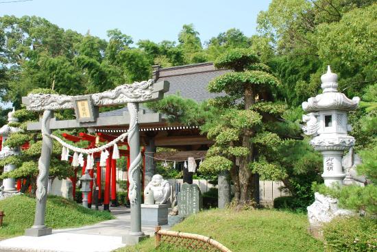 Tamura Shrine