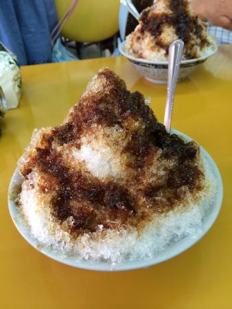 Gu Zao Brown Suger Shaved Ice