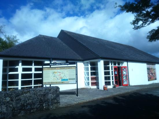 Aughrim, Irlanda: A beautiful sunny day at the Visitor Centre