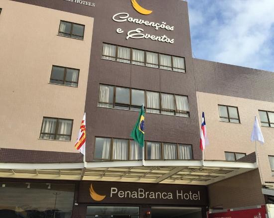 Santo Antonio De Jesus, BA: Pena Branca Hotel E Eventos