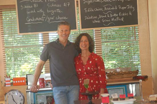 Jacksonville, VT: The Gracious Owners