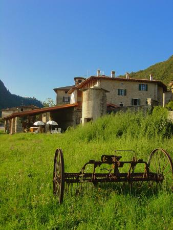 Agriturismo Al Lambic: The Apartments from outside