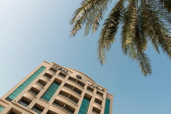 Coral Dubai Deira Hotel: Exterior View