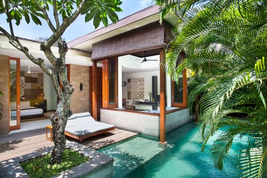 The Elysian: One Bedroom Villa with Private Pool