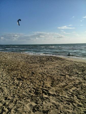 Oasi del Mare: Spiaggia