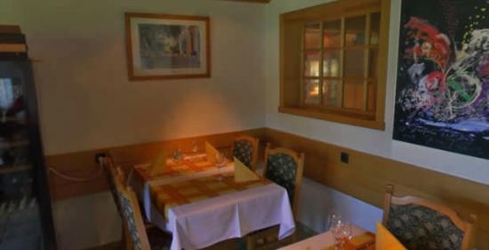 Basilico: Salle à manger