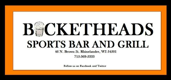Bucketheads Sports Bar and Grill: Logo