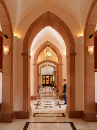 Four Seasons Hotel Istanbul at Sultanahmet: Lobby