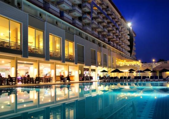 Ephesia Hotel: Exterior