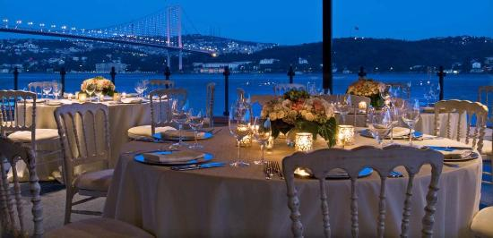 Radisson Blu Bosphorus Hotel, Istanbul: Pupa Terrace