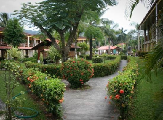 Jardines fotograf a de hotel y casino amapola jaco for Amapola jardin de infantes palermo