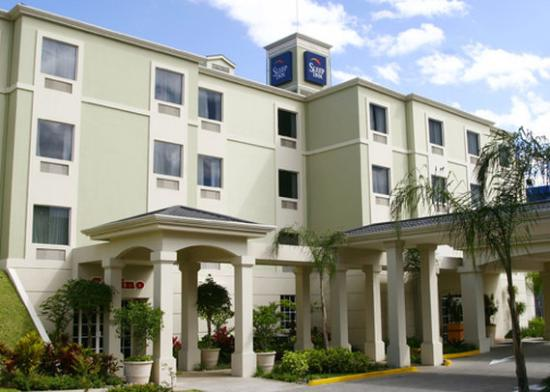 Sleep Inn Hotel Paseo Las Damas