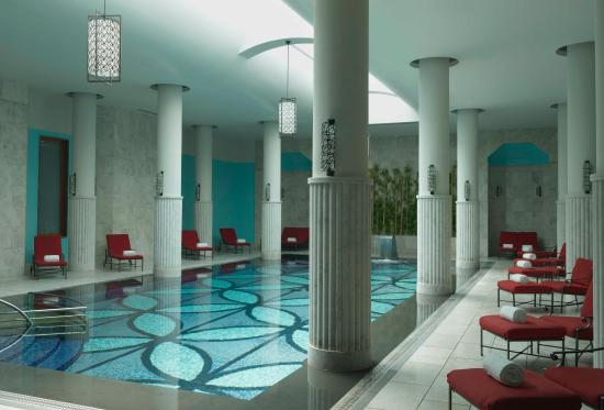 Four Seasons Istanbul at the Bosphorus: Spa Hamman Indoor Pool