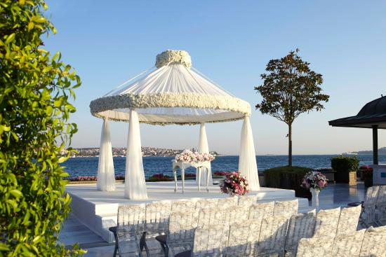 Four Seasons Istanbul at the Bosphorus: Wedding