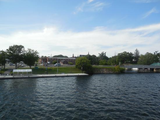 กันนานอก, แคนาดา: Gananoque Limanı