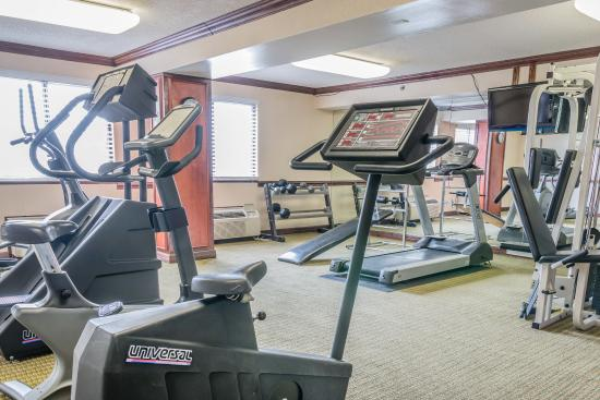 Quality Inn & Suites Romulus: MIFitness