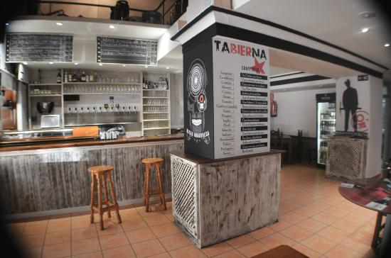 Tabierna craft beer Ordio Minero