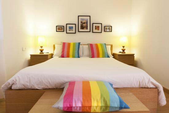 Las Ramblas Passatge Bacardi Apartments : example apartment 4 pax