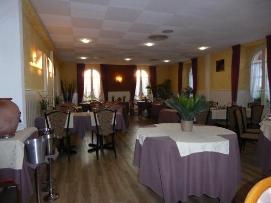 Romanel, Suiza: Le restaurant