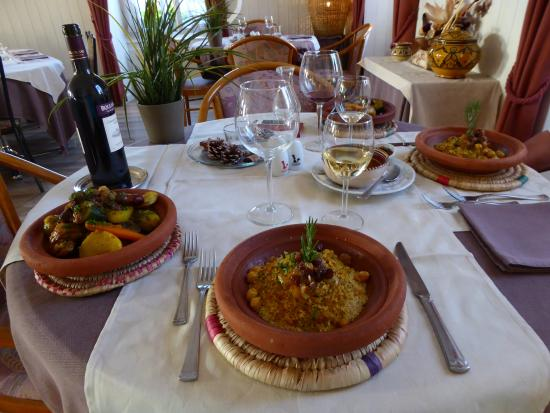 Romanel, Suiza: Le Couscous