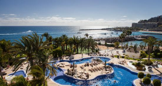 Radisson Blu Resort, Gran Canaria: Views