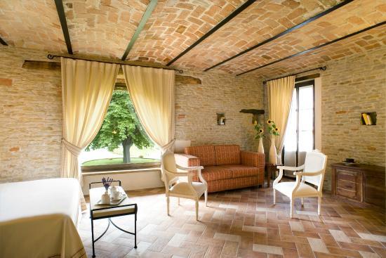 Borgomale, Italia: Camera Suite