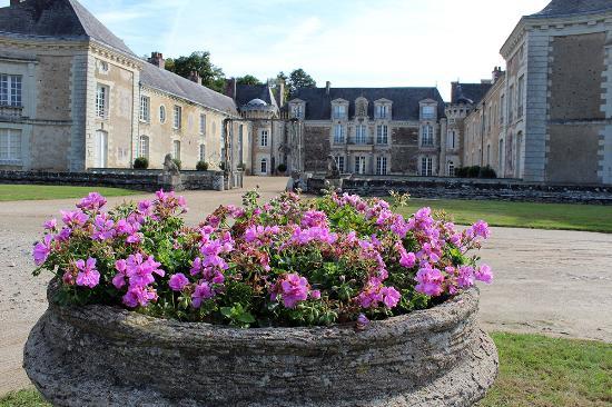 La Chapelle-sur-Oudon, צרפת: L ENTREE DU CHATEAU