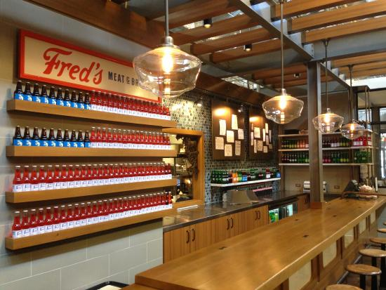 Photo of American Restaurant Fred's Meat & Bread at 99 Krog St Ne, Atlanta, GA 30307, United States