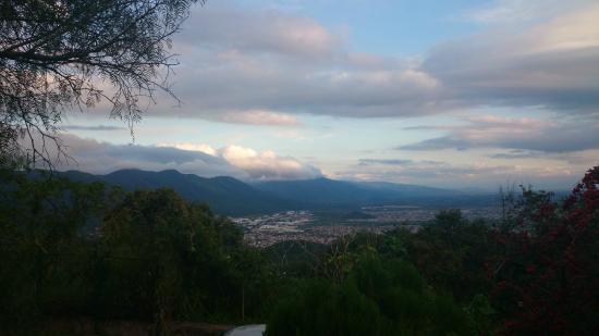 Cerro San Bernardo: vista panorámica desde el cerro