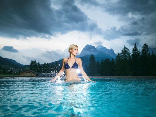 Hotel Monika: infinity sky pool