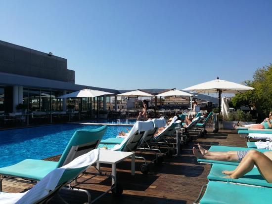 Piscine foto di radisson blu es hotel roma roma - Hotel piscina roma ...