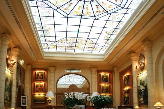 Hotel Lotti Paris: salotto - bar