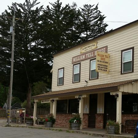 Tomales, Califórnia: The William Tell House
