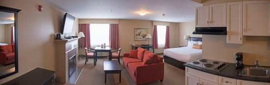 Quispamsis, Canadá: Apartment Suite
