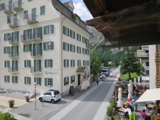 Restaurant Alpenrose Sils-Mria