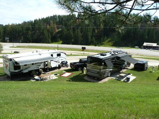 Steel Wheel Campground and Trading Post