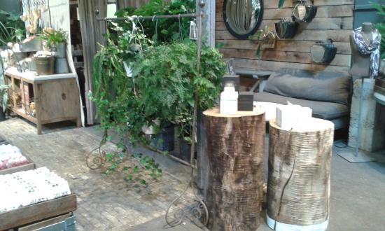 details of decor 4 - Picture of Terrain Garden Cafe, Westport ...