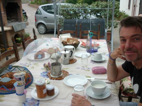 B&B Antonietta : colazione