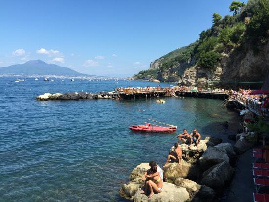 Mare Cristallino - Picture of Antico Bagno Stabilimento Balneare ...